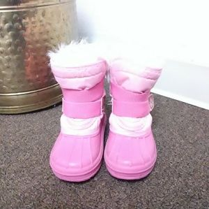 Girls Circo Boots Size M 7/8 Pink Boots